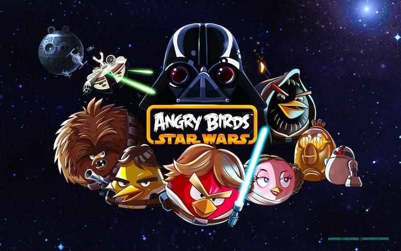 Angry Birds Star Wars на компьютер