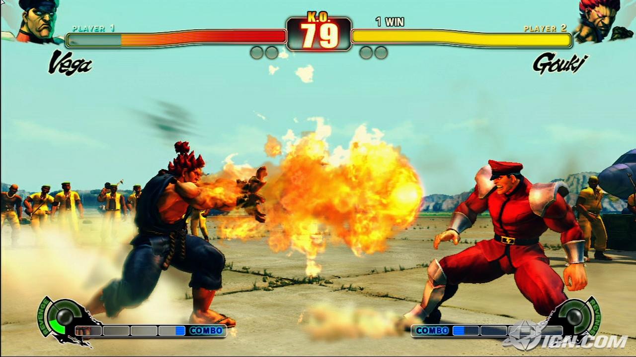 Street Fighter x Tekken: плечом к плечу » Игры для …