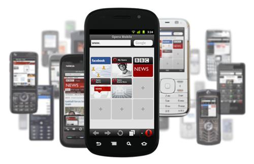 Платформы телефонов