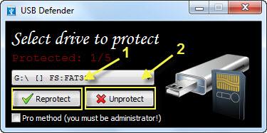 Как защитить флешку от вирусов