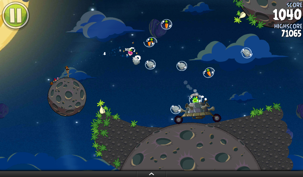Angry Birds Space на компьютер