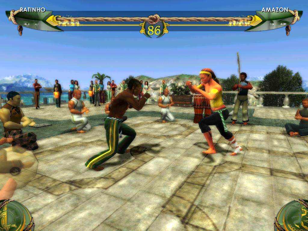 Игры драки на двоих