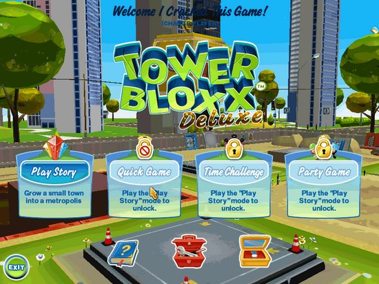 Tower Bloxx на компьютер
