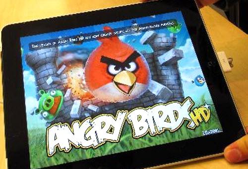 Angry Birds теперь полностью бесплатна для iPhone и iPad
