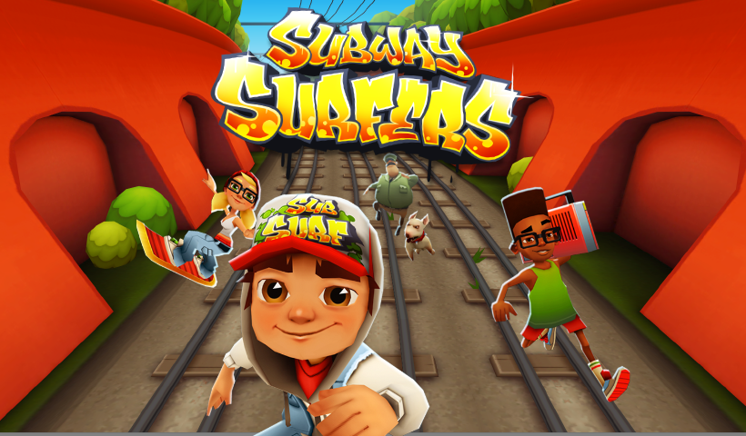 Не запускается Subway Surfers