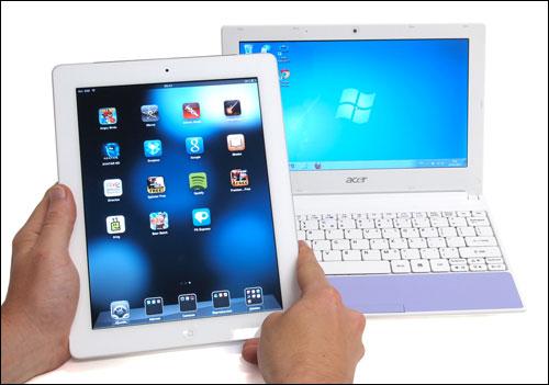 что лучше нетбук или планшет