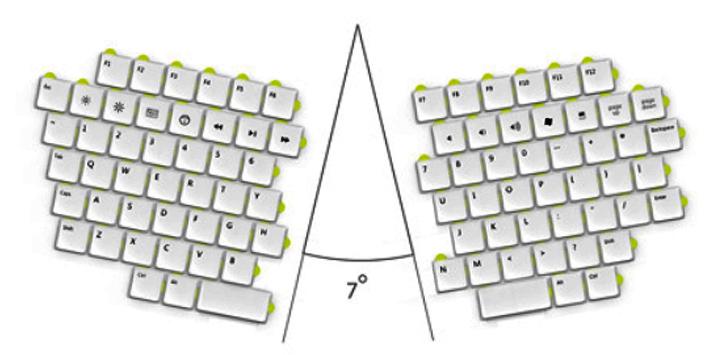 Клавиатура пазл