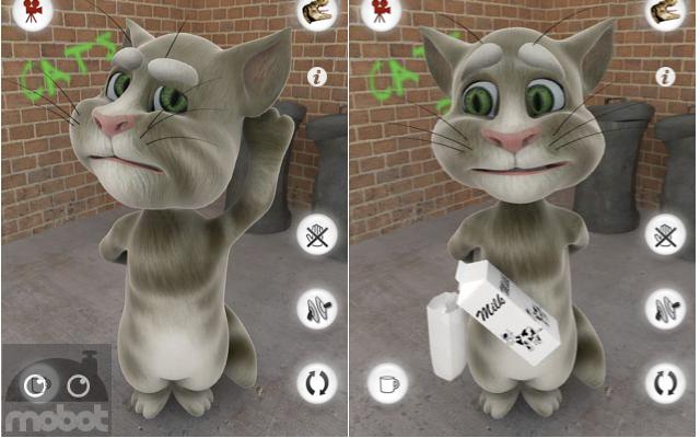 Говорящий кот для компьютера