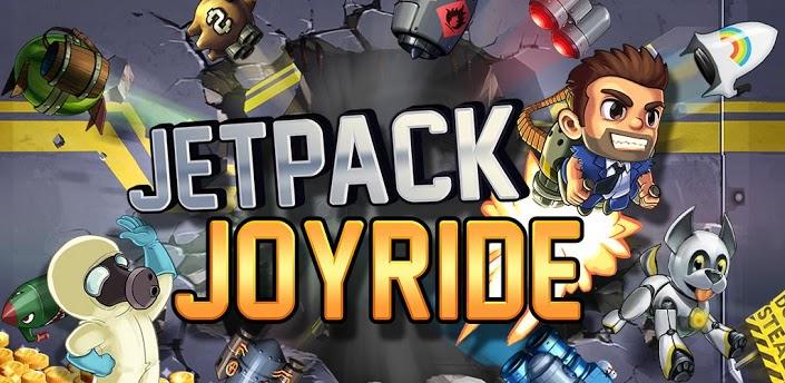 Jetpack Joyride на компьютер