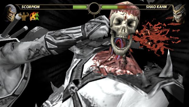 Mortal Kombat: Komplete Edition на компьютер