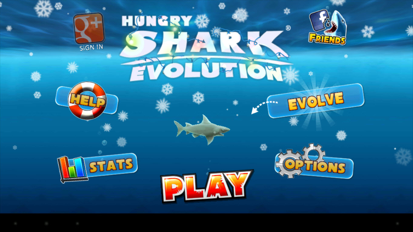 Hungry Shark Evolution на компьютер
