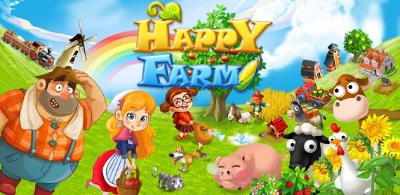 Happy Farm на компьютер