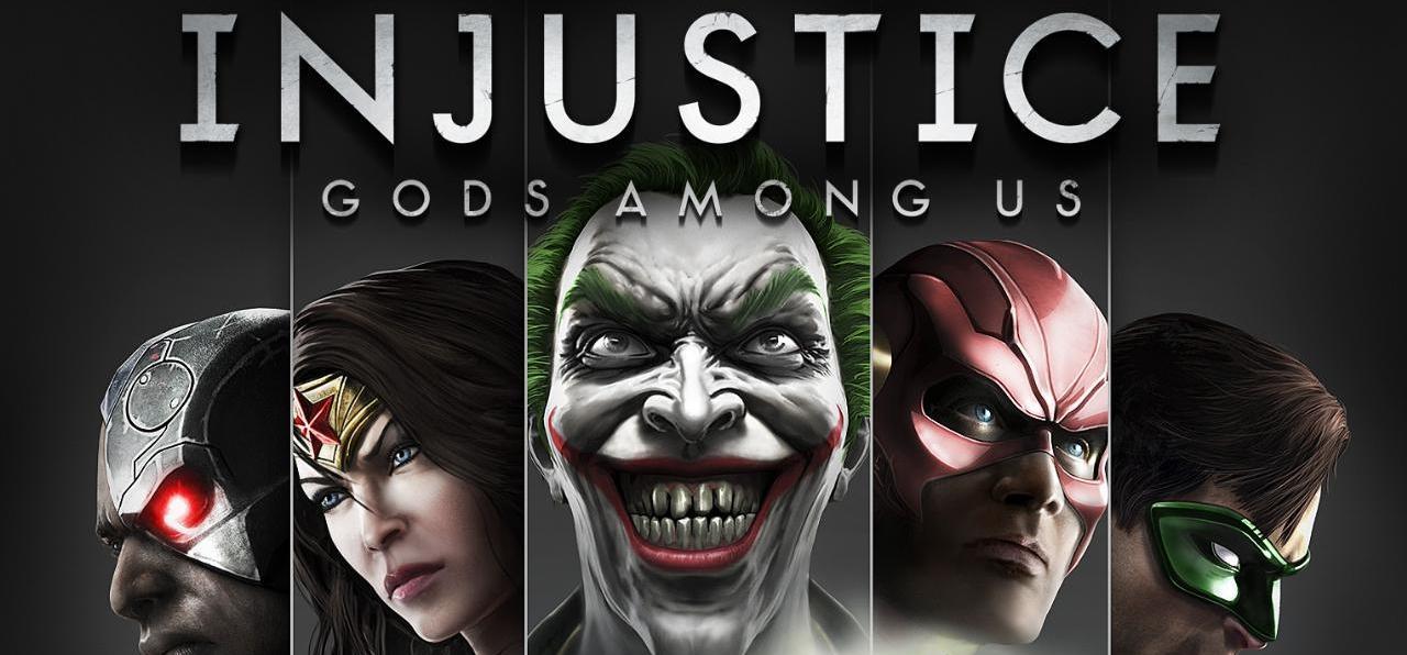 Injustice на PC