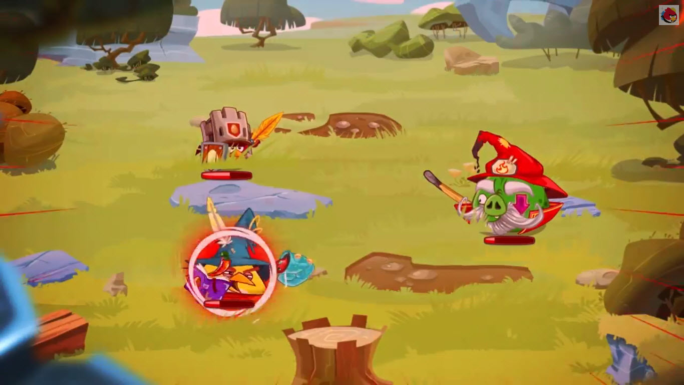 Angry Birds Epic на компьютер