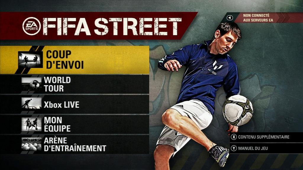 Fifa Street 4 на PC