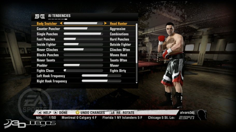 Fight Night Champion на PC