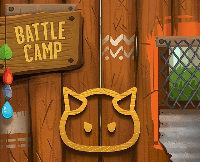 Battle Camp на компьютер