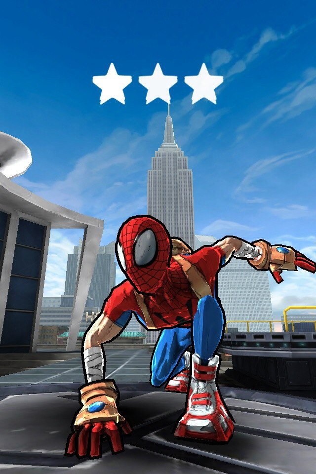 Spider-Man Unlimited на Андроид