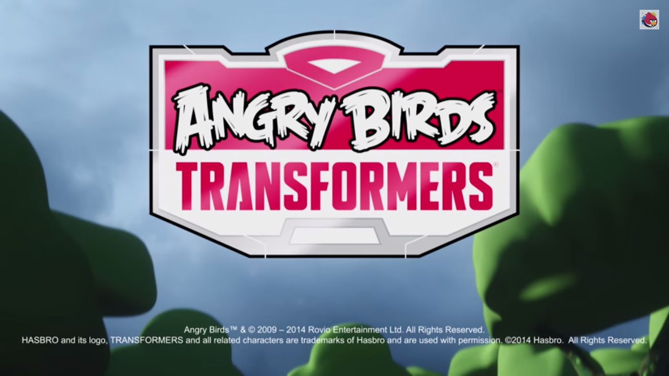 Angry Birds Transformers на компьютер