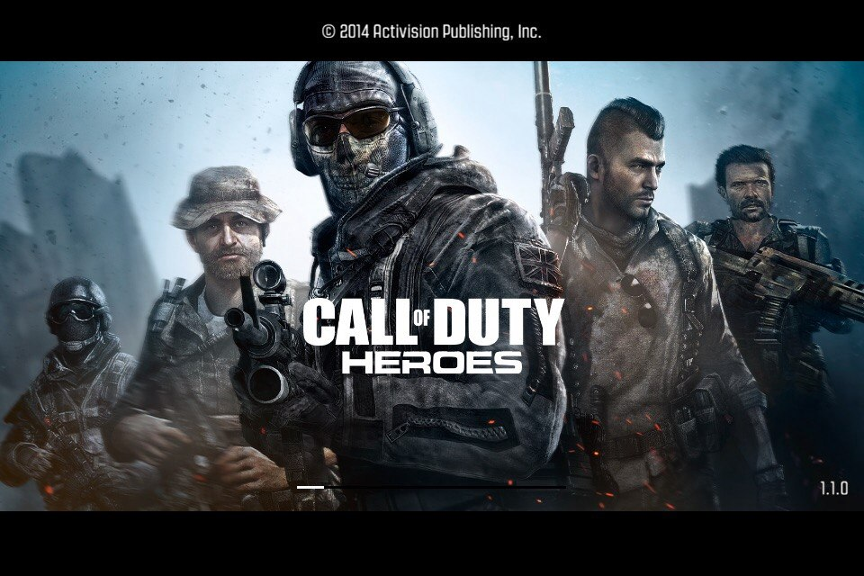 Call of Duty: Heroes на компьютер