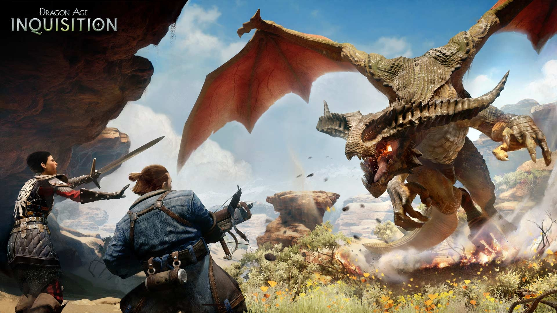 Dragon Age: Inquisition ошибка directx