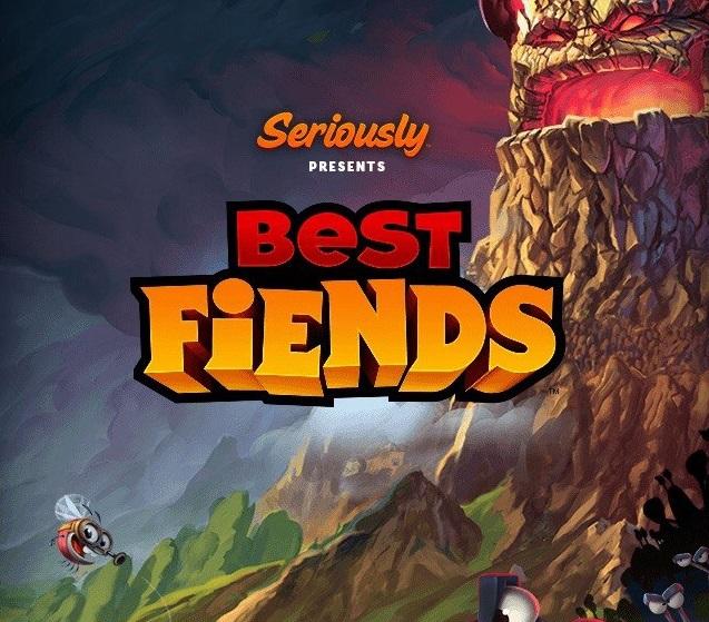 Best Fiends на компьютер