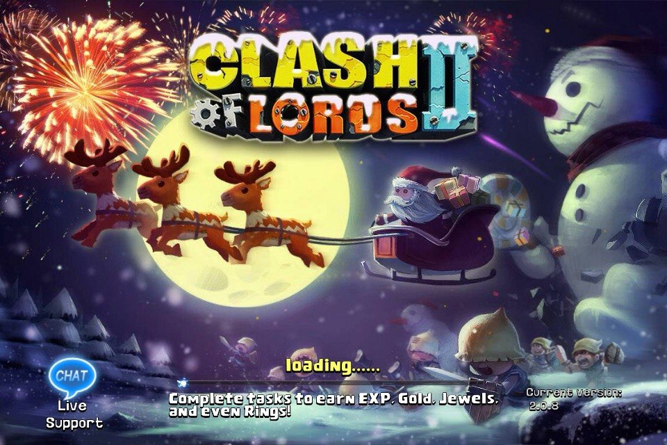 Clash of Lords 2 на компьютер