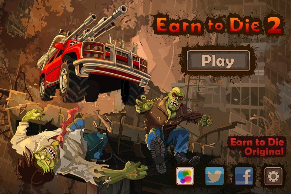 Earn to Die 2 на компьютер