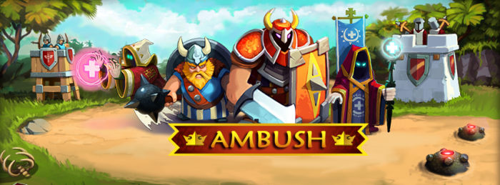 Ambush! – Tower Offense на компьютер