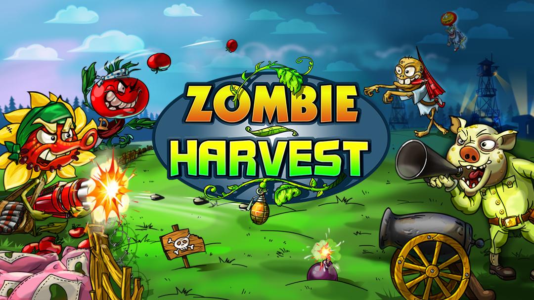 Zombie Harvest на компьютер