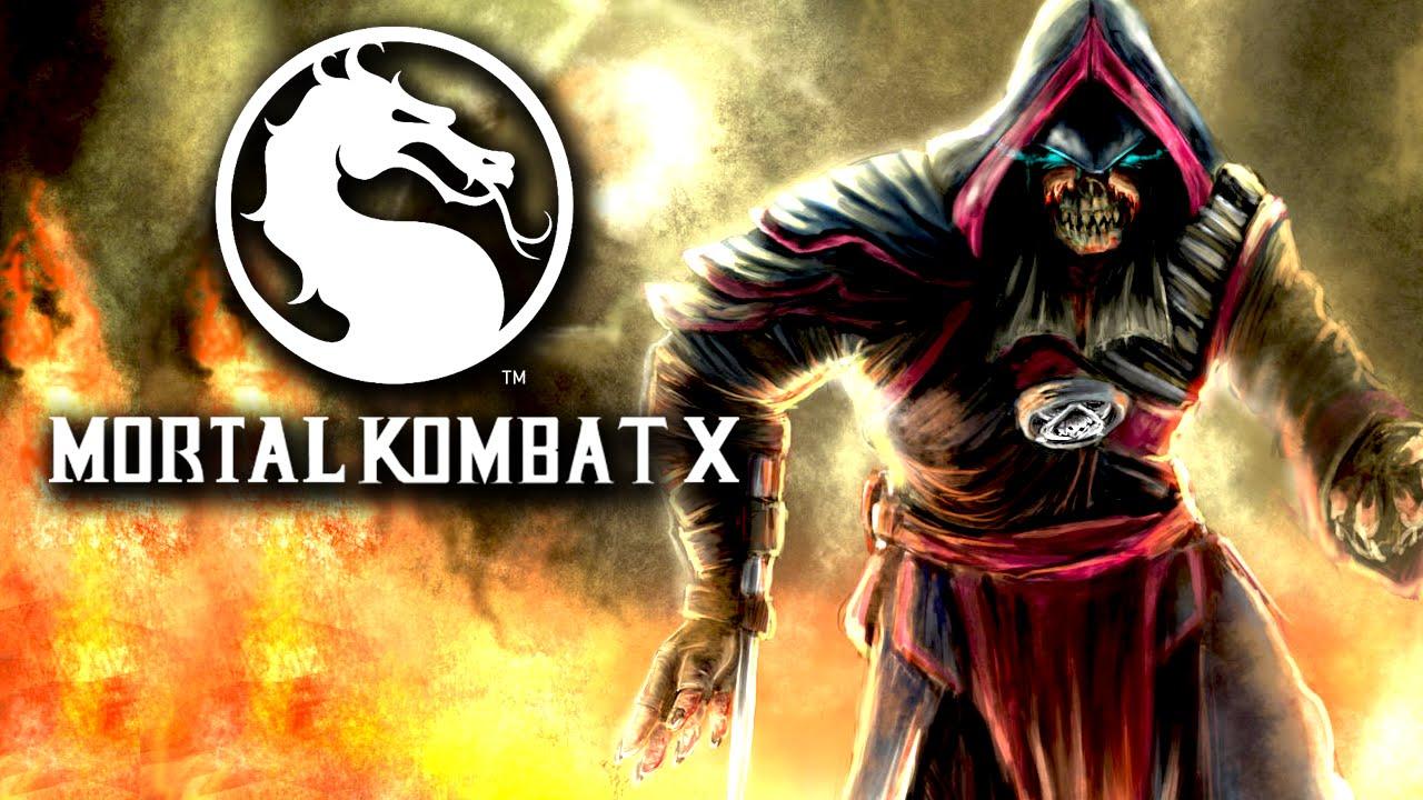 Mortal Kombat X дата выхода