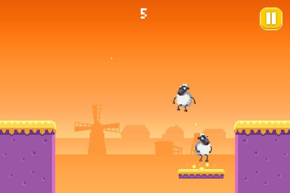 Sheep Frenzy на ПК