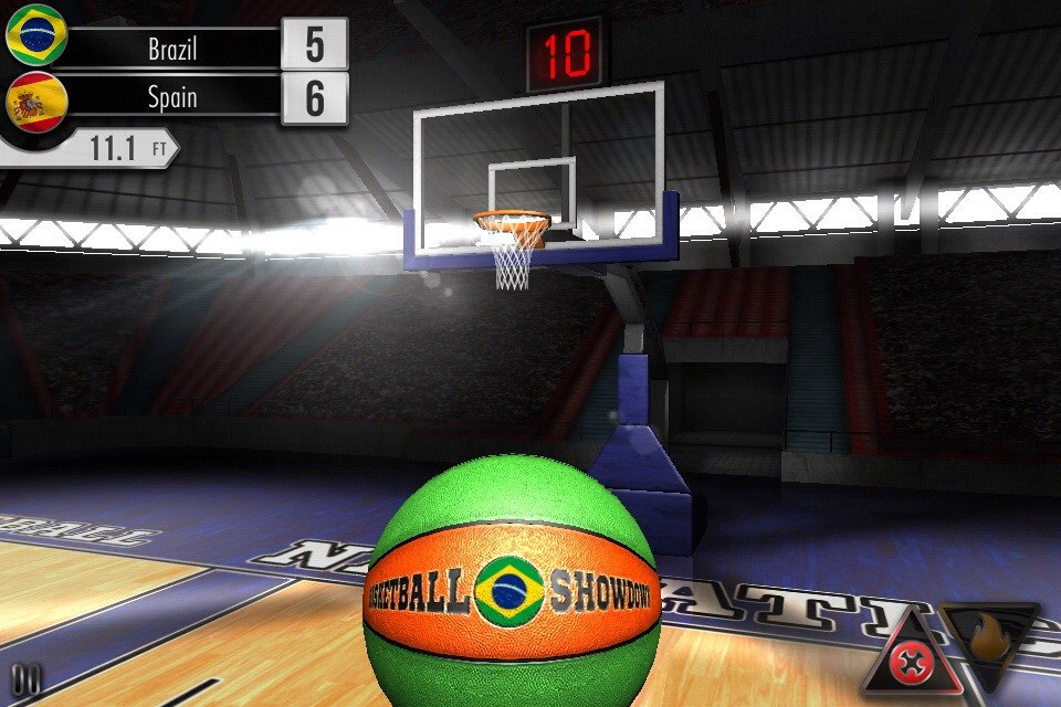 Basketball Showdown 2015 на ПК