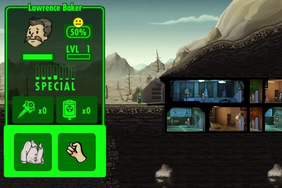 Fallout Shelter на PC