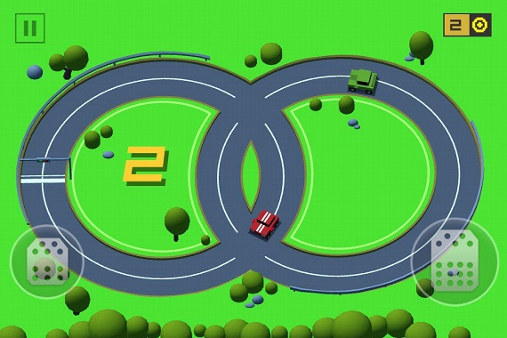 Loop Drive: Crash Race на ПК