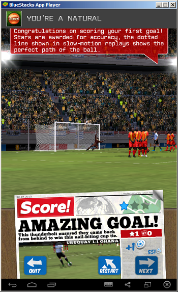 Score! World Goals на компьютер