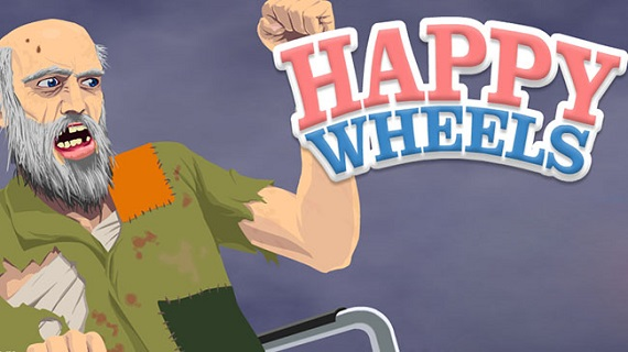 Игра Happy Wheels на компьютер