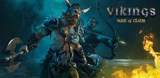 Vikings: War of Clans на компьютер