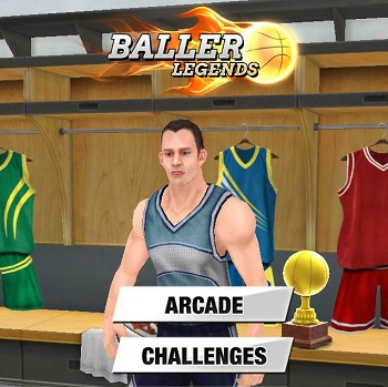 Baller Legends на компьютер
