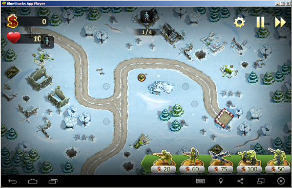 Toy Defense 2 Bluestacks