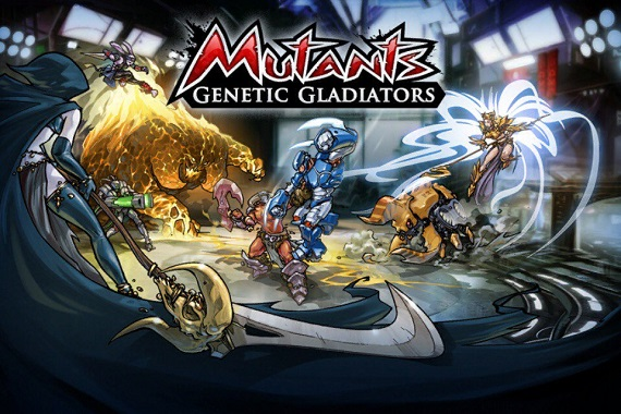 Mutants: Genetic Gladiators на компьютер
