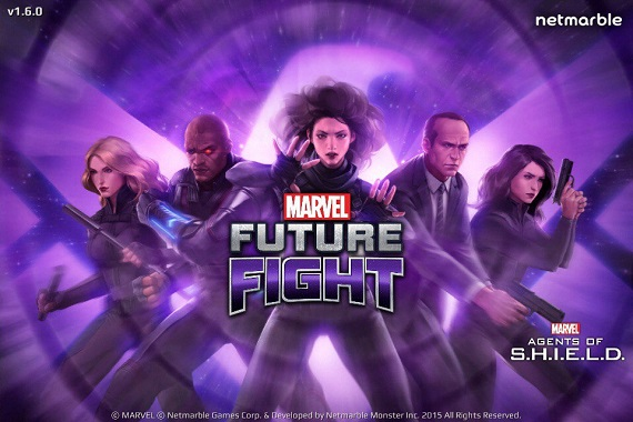 Marvel Future Fight на компьютер