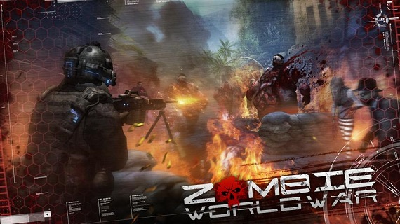 Zombie World War на компьютер