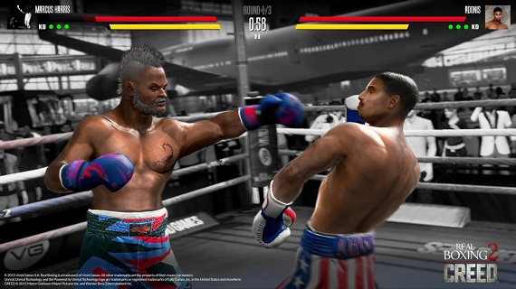 Real Boxing 2 CREED на компьютер
