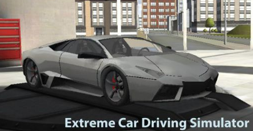 Extreme Car Driving Simulator на компьютер