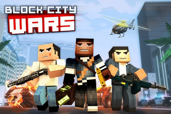 Block City Wars на компьютер