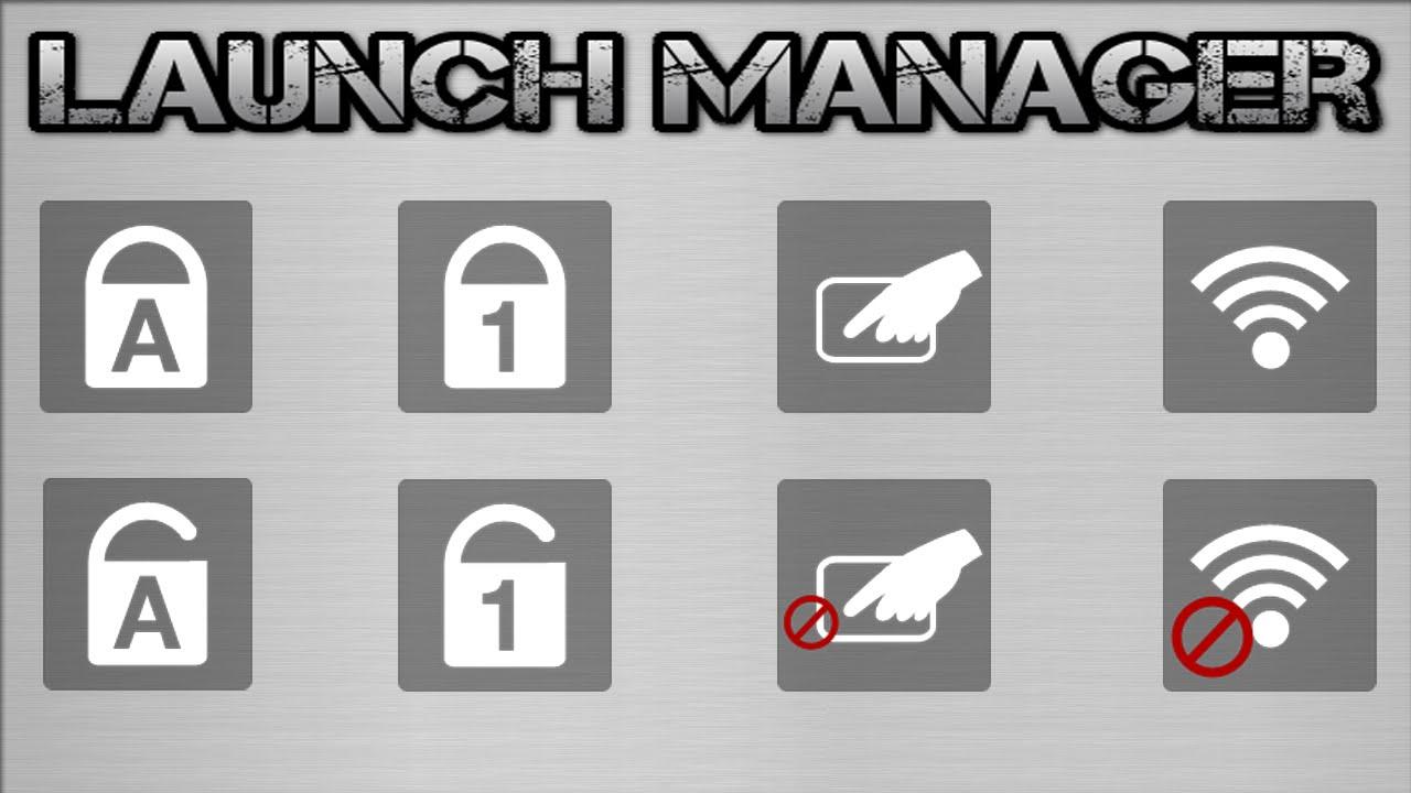 Launch manager что это за программа