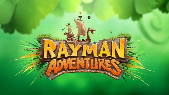 Rayman Приключения на компьютер