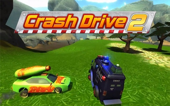 Crash Drive 2 на компьютер