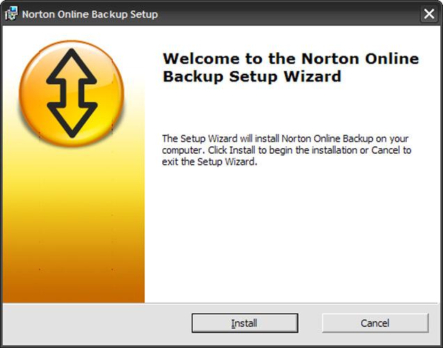 Norton Online Backup что это за программа